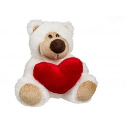 Ours peluche coeur REF: 146922