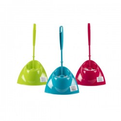 Set brosse WC triangle...